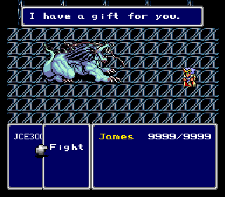 Screenshot Thumbnail / Media File 1 for Final Fantasy II (USA) [Hack by JCE3000GT v1.2] (Hard Type)